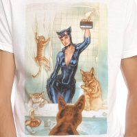 DC Comics Catwoman Selfie Shirt