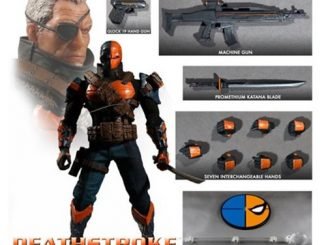 DC Comics Deathstroke One 12 Collective Action Figure
