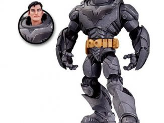 DC Comics Designer Series 2 Thrasher Armor Batman by Greg Capullo Action Figure