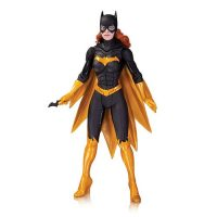 DC Comics Designer Series Batgirl by Greg Capullo Action Figure