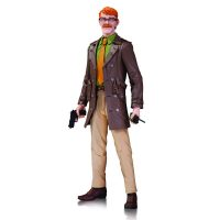 DC Comics Designer Series Commissioner Gordon by Greg Capullo Action Figure