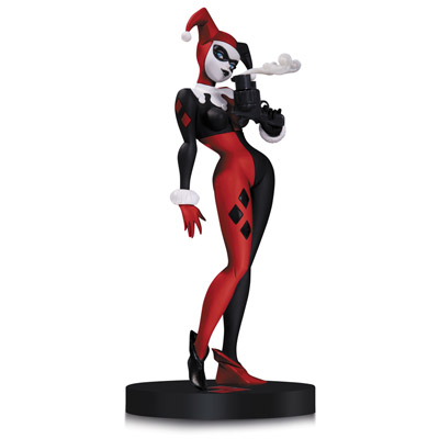 Dc Comics Designer Series Harley Quinn Statue