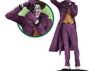 DC Comics Designer Series Joker By Brian Bolland Statue