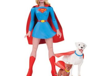 DC Comics Designer Series Supergirl by Darwyn Cooke Action Figure