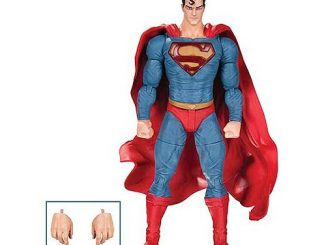 DC Comics Designer Series Superman by Lee Bermejo Action Figure