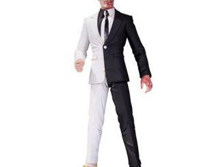 DC Comics Designer Series Two-Face by Greg Capullo Action Figure