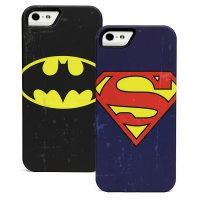 DC Comics Distressed Emblem Cases For iPhone 5