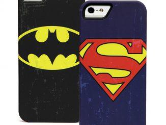 DC Comics Distressed Emblem Cases For iPhone 5