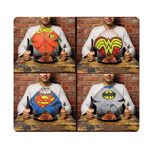 DC Comics Dress Up Napkins