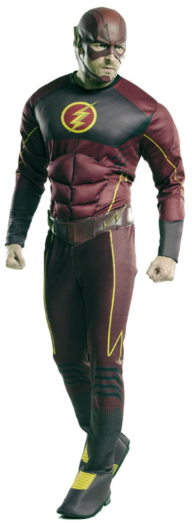 DC Comics Flash TV Series Deluxe Costume