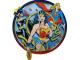 DC Comics Girl Power Wall Clock
