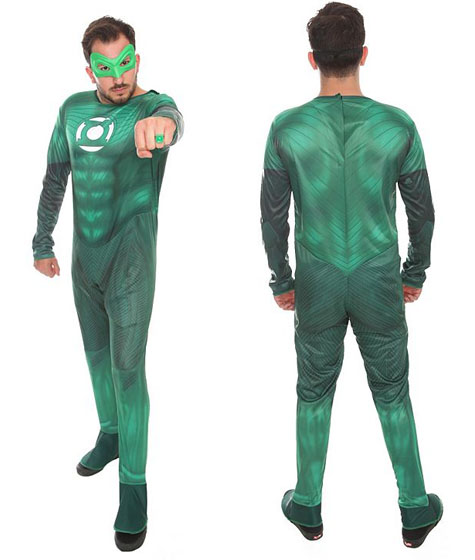 DC Comics Green Lantern Costume