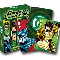 DC Comics Green Lantern Playing Cards