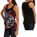 DC Comics Harleen Harley Quinn Girls Tank Top