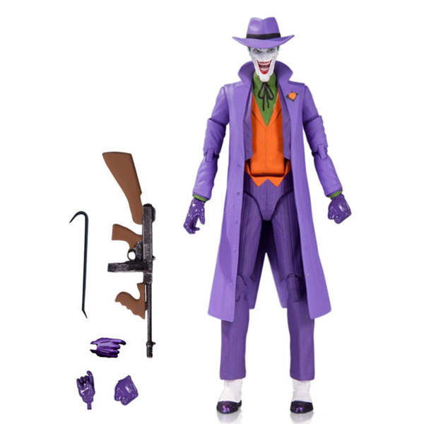 DC Comics Icons Joker Death in the Family Action Figure Toy