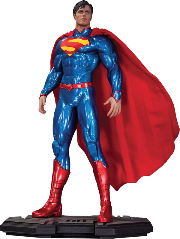 DC Comics Icons Superman New 52 Statue