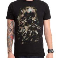DC Comics Justice League Aftermath T-Shirt
