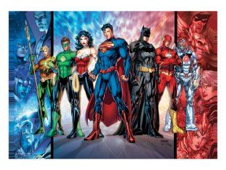 DC Comics Justice League MightyPrint Wall Art