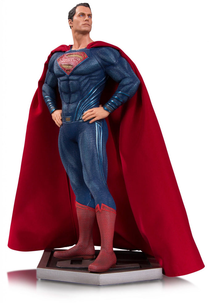DC Comics Justice League Movie Superman Statue