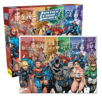 DC Comics Justice League of America 1,000-Piece Puzzle
