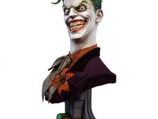 DC Comics Life Size The Joker Bust