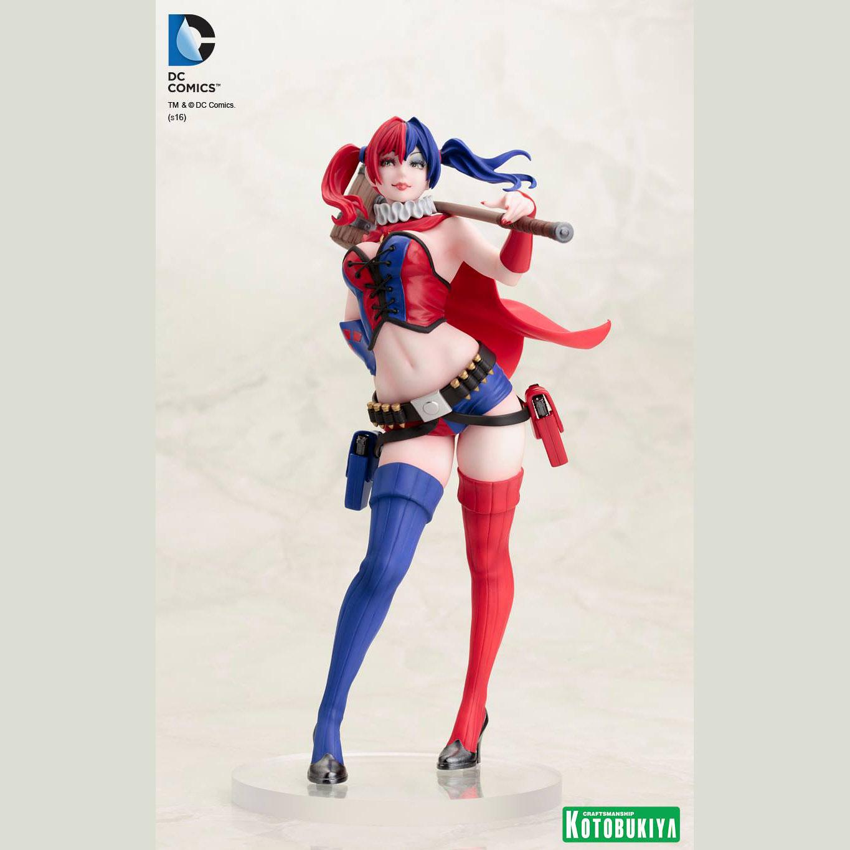 DC Comics New 52 Suicide Squad Harley Quinn Bishoujo Statue