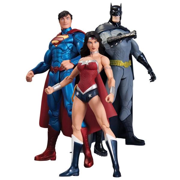DC Comics New 52 Trinity War Action Figure Box Set