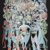 DC Comics Original Universe Shirt