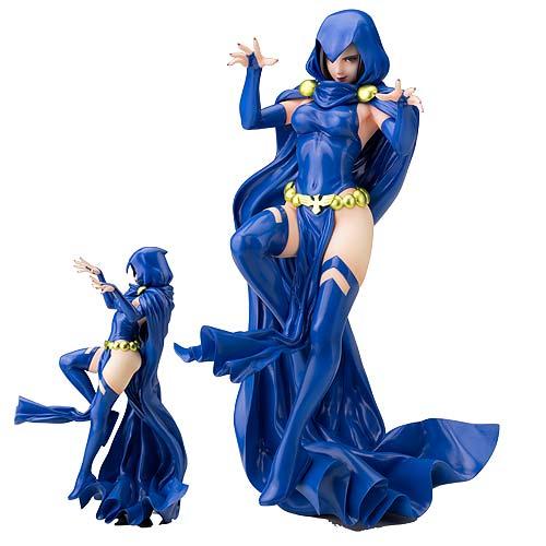DC Comics Raven Bishoujo 1-7 Scale Statue