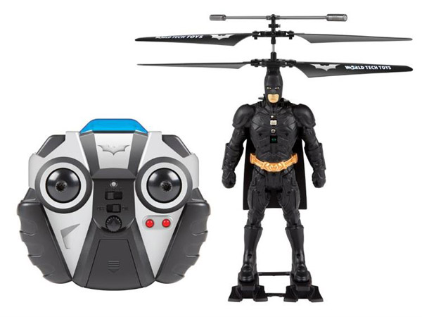 DC Comics Remote-Control Flying Figures - Batman