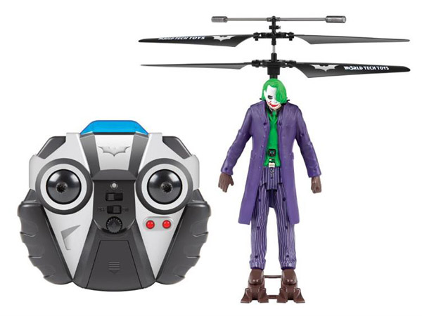 DC Comics Remote-Control Flying Figures - Joker