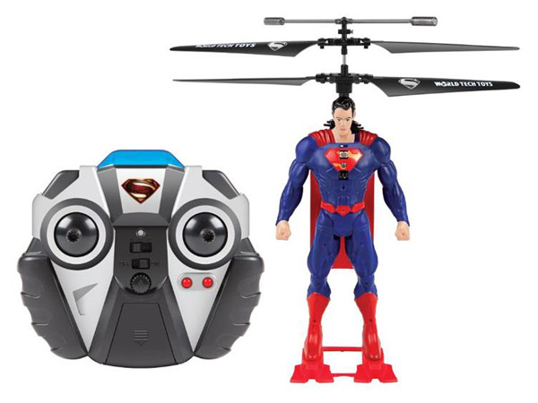 DC Comics Remote-Control Flying Figures - Superman