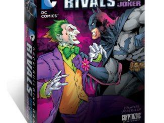 DC Comics Rivals Batman vs The Joker Deck Game