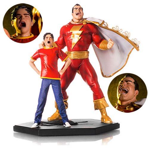 DC Comics Shazam! 1 10 Scale Statue