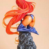 DC Comics Starfire Bishoujo Statue Back Angle