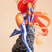 DC Comics Starfire Bishoujo Statue Side