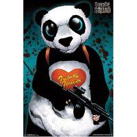 DC Comics Suicide Squad Panda Poster