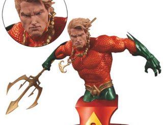 DC Comics Super Heroes Aquaman Bust