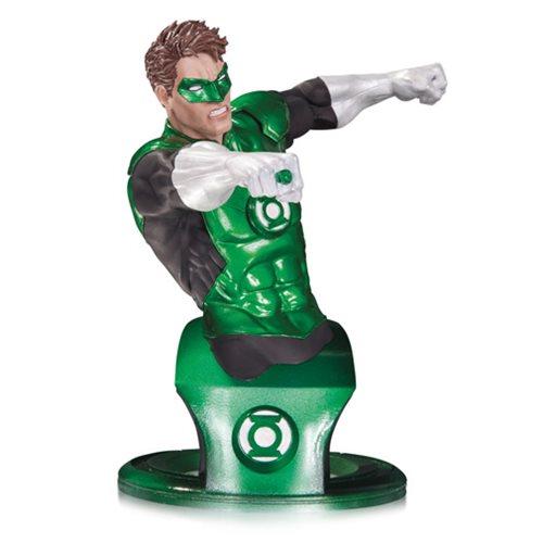 DC Comics Super Heroes Green Lantern Hal Jordan Bust