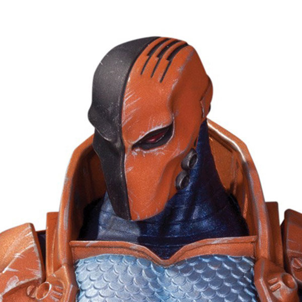 DC Comics Super-Villains Deathstroke Bust - large