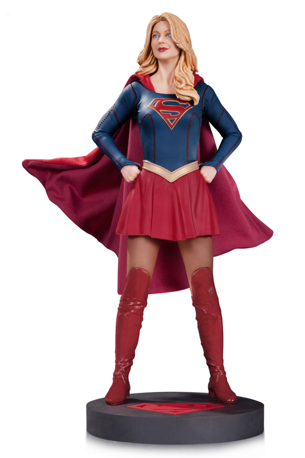DC Comics Supergirl TV Series Statue