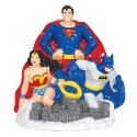 DC Comics Superheroes Cookie Jar