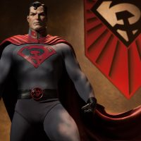 DC Comics Superman Red Son Premium Format Figure