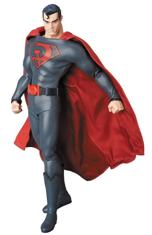 DC Comics Superman Red Son Real Action Heroes Action Figure