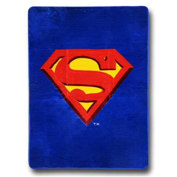 DC Comics Superman Symbol Rug