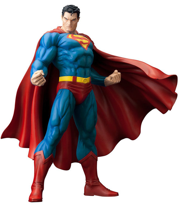 DC Comics Superman for Tomorrow Sixth Scale ArtFX Statue
