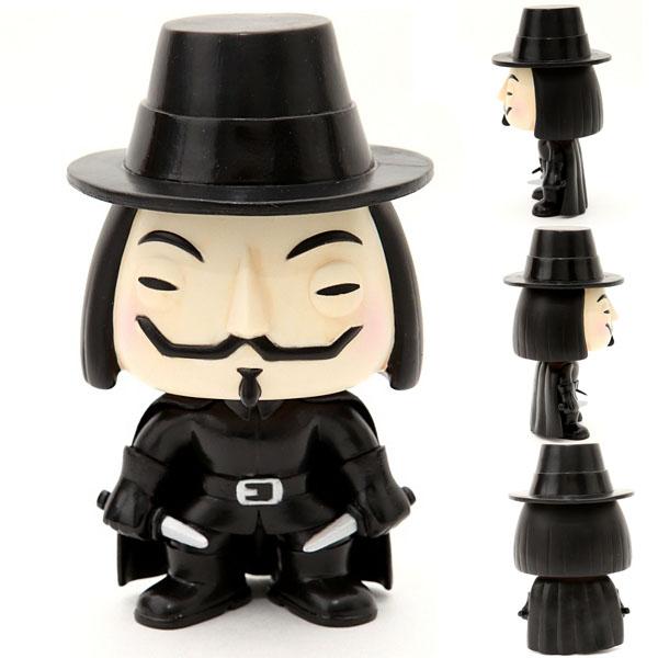 DC Comics V For Vendetta Pop Movies Vinyl Figure