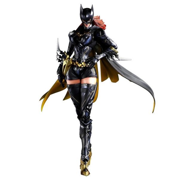 DC Comics Variant Play Arts Kai Batgirl