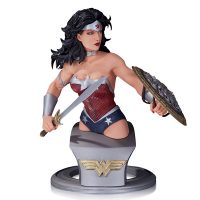 DC Comics Super Heroes Wonder Woman Bust