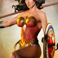 DC Comics Wonder Woman Premium Format Figure